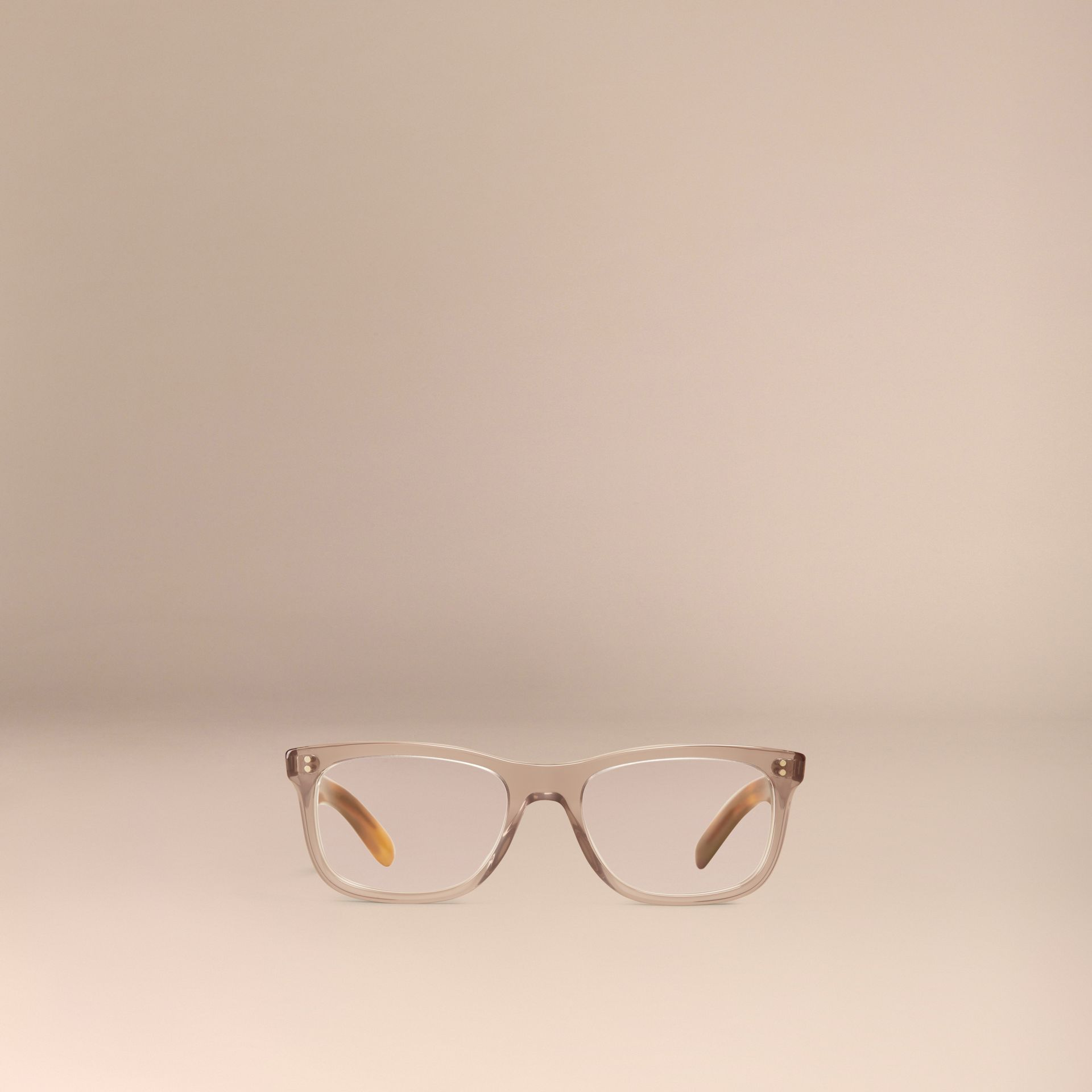 Smokey grey Square Optical Frames Smokey Grey - gallery image 3