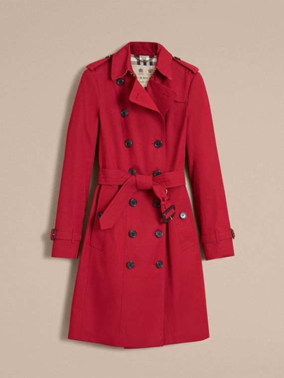 The Sandringham  – Long Heritage Trench Coat - cell image 3