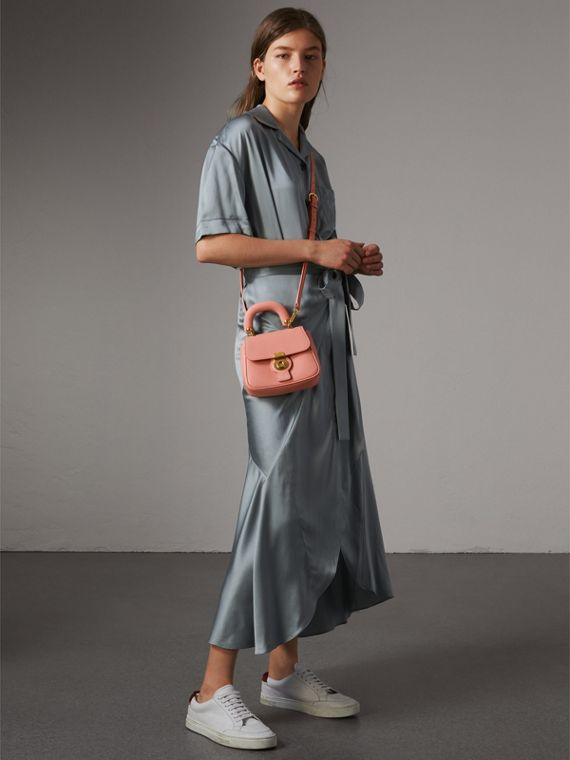 The Mini DK88 Top Handle Bag in Ash Rose - Women | Burberry - cell image 2