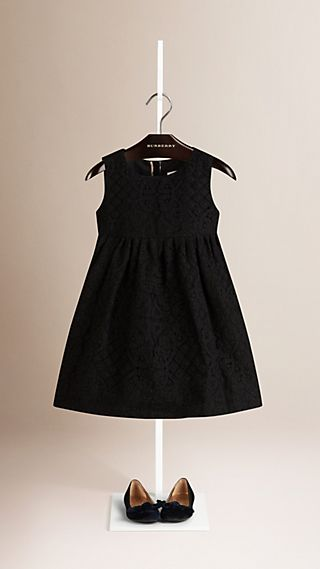English Lace Dress