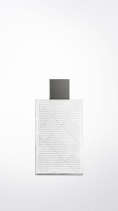 White Burberry Brit Rhythm Aftershave Balm 150ml - Image 1