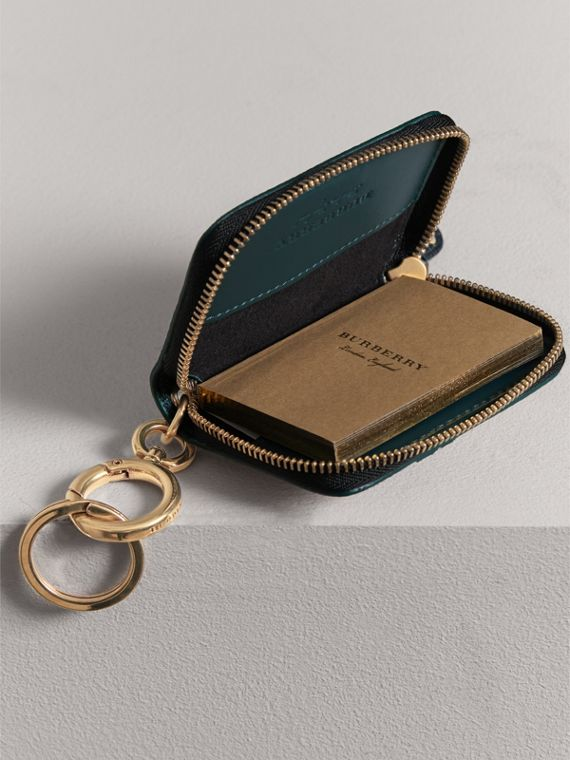 Creature Appliqué Haymarket Check Notebook Charm | Burberry Australia - cell image 3