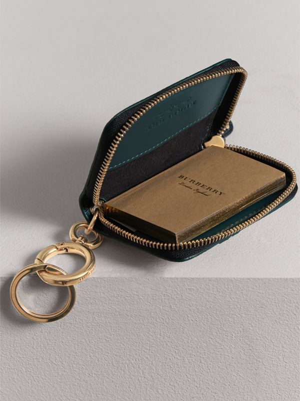 Creature Appliqué Haymarket Check Notebook Charm | Burberry - cell image 3