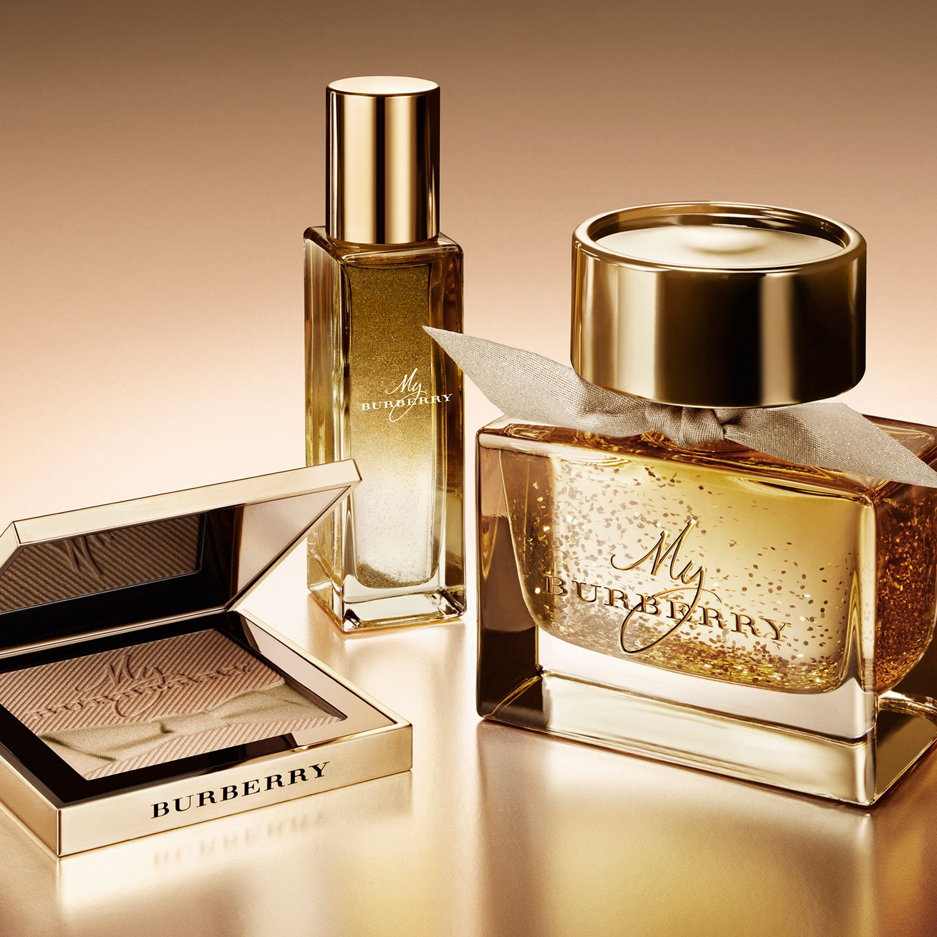 My Burberry Limited Edition Eau de Parfum 90ml - Women | Burberry Hong Kong - gallery image 2
