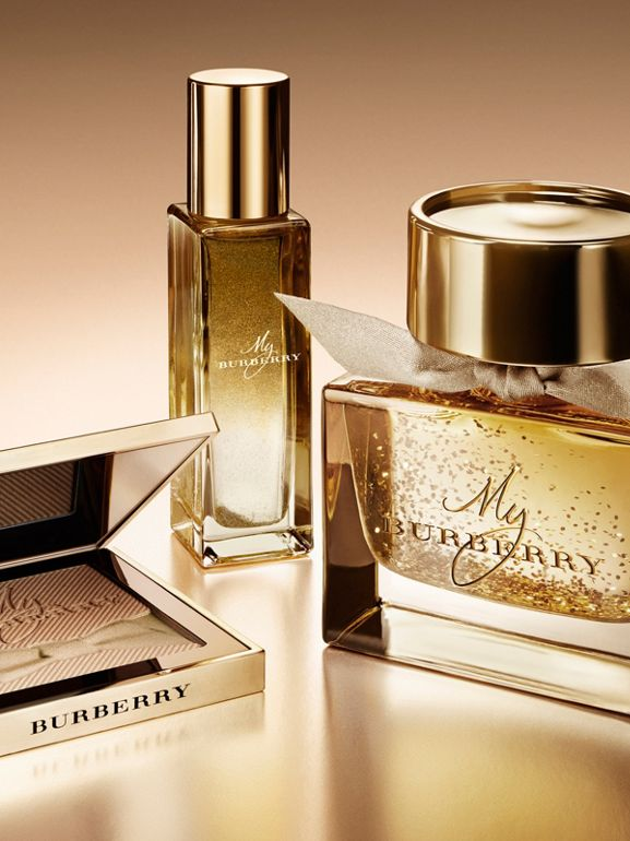My Burberry Limited Edition Eau de Parfum 90ml - Women | Burberry Australia - cell image 1