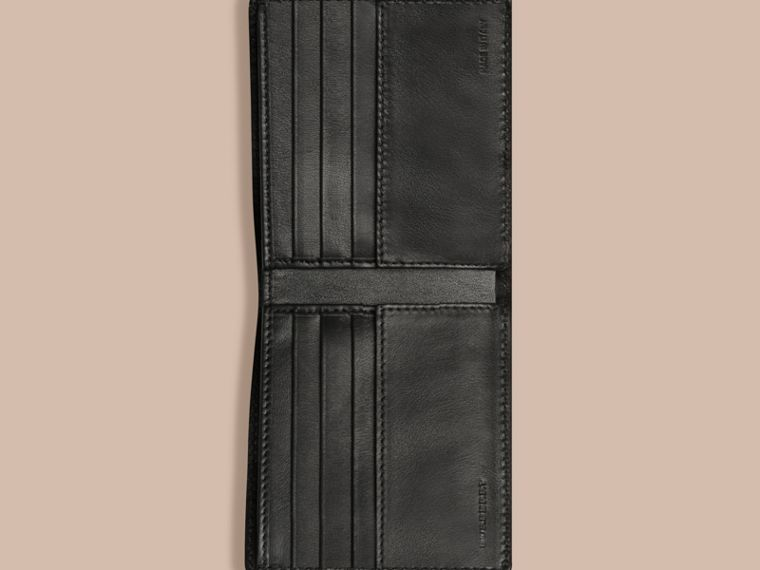 Black Lizard Folding Wallet - cell image 1
