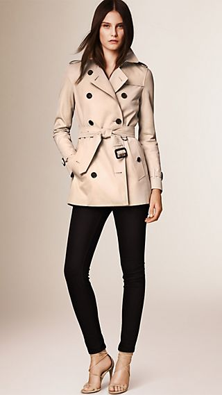 The Kensington - Short Heritage Trench Coat