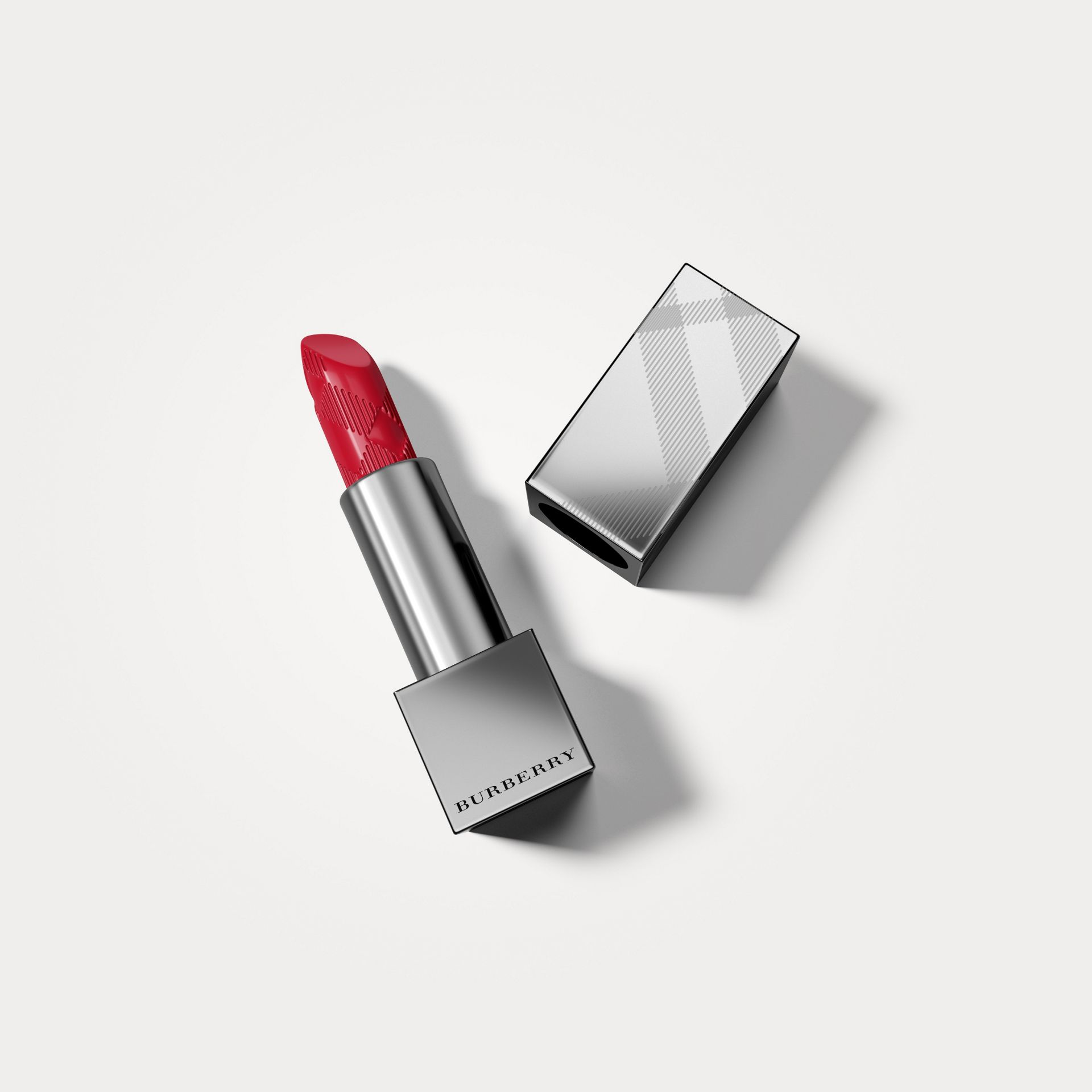 Poppy red 105 Burberry Kisses – Poppy Red No.105 - gallery image 1