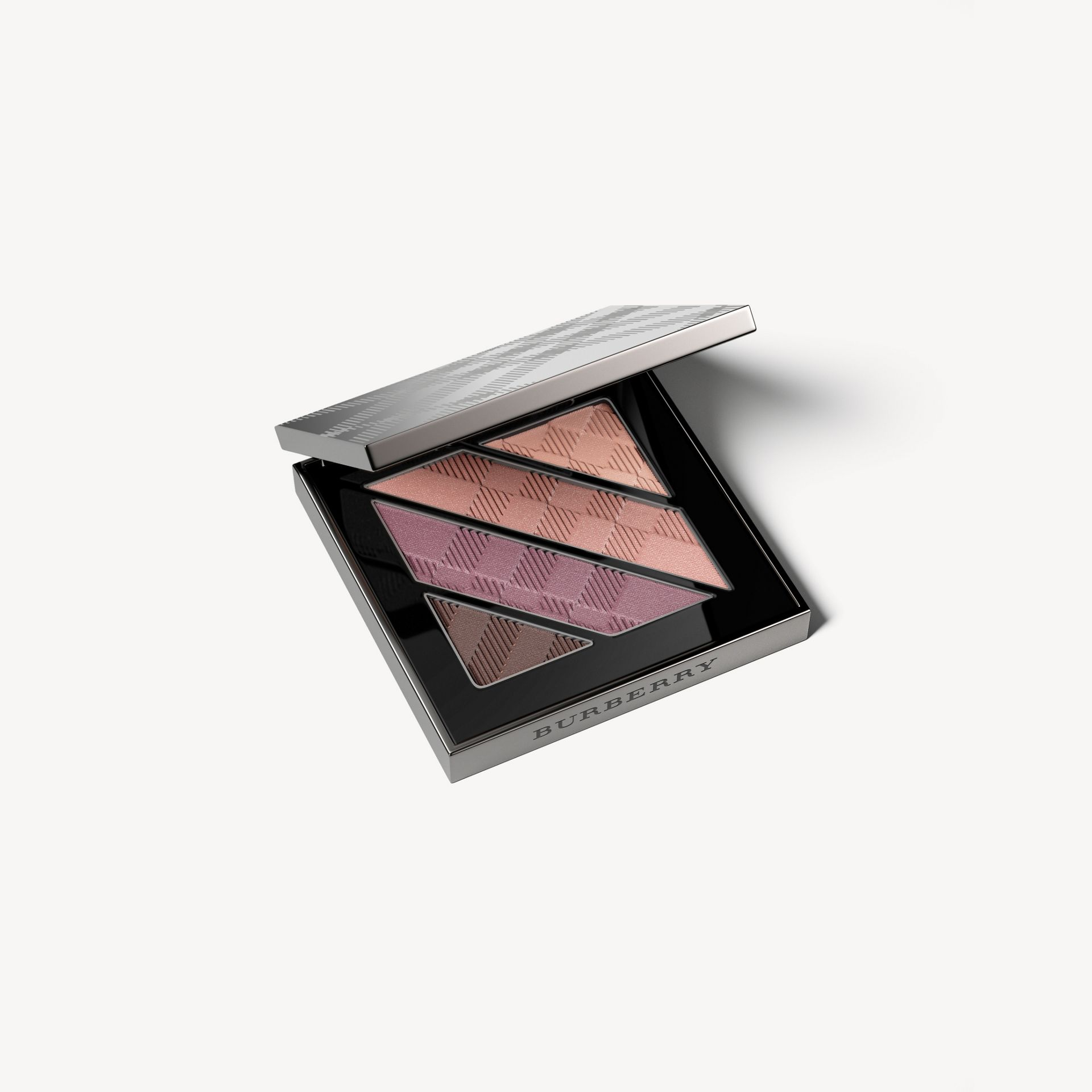 Complete Eye Palette – Plum Pink No.06 - Femme | Burberry - photo de la galerie 1