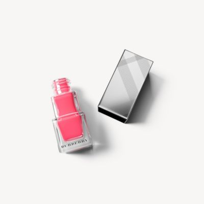 Nail Polish – Bright Coral Red No.414 - Women | Burberry