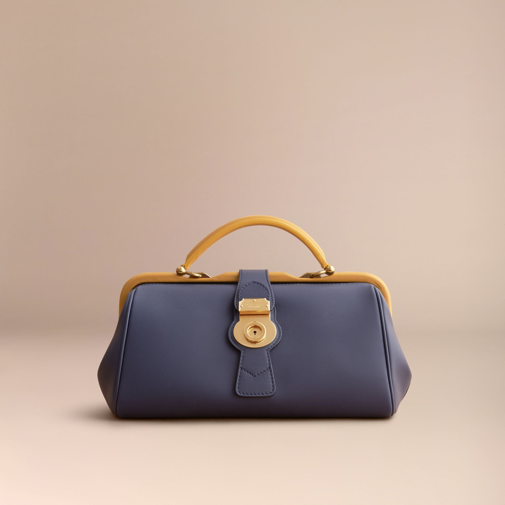 The DK88 Bowling Bag in Ink Blue - Women | Burberry - gallery image 7