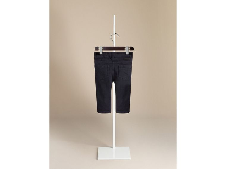 Langston Stretch Denim Jeans - Boy | Burberry - cell image 1