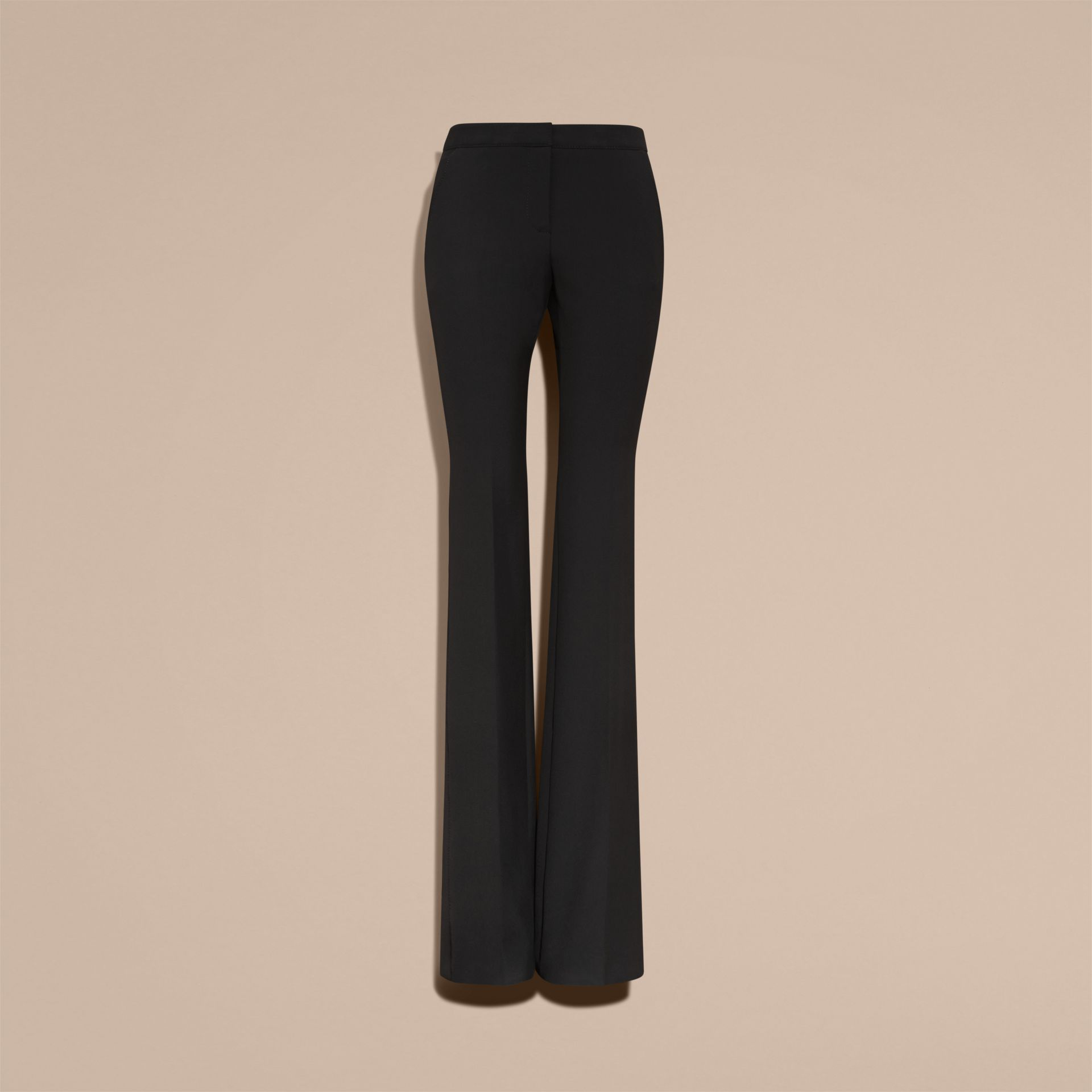 Wide-leg Technical Trousers - gallery image 4