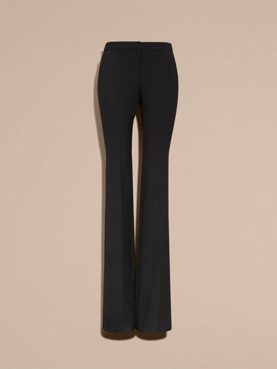 Wide-leg Technical Trousers - cell image 3