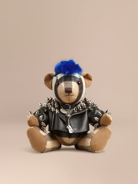 The Punk Thomas Bear in Camel