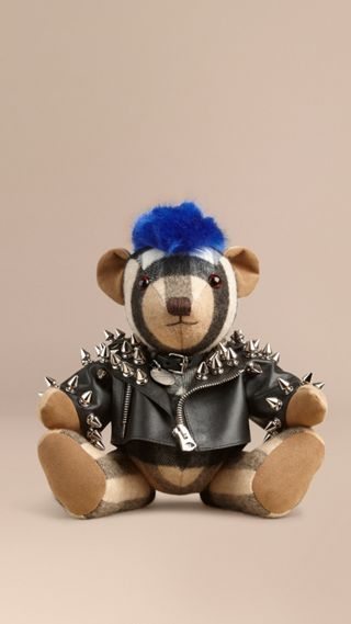 The Punk Thomas Bear