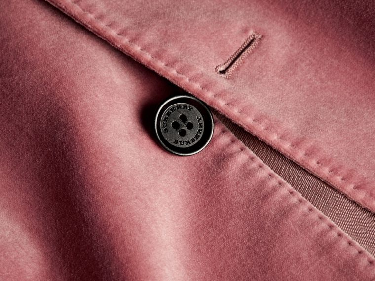 Rose pink Tailored Velvet Jacket - cell image 1