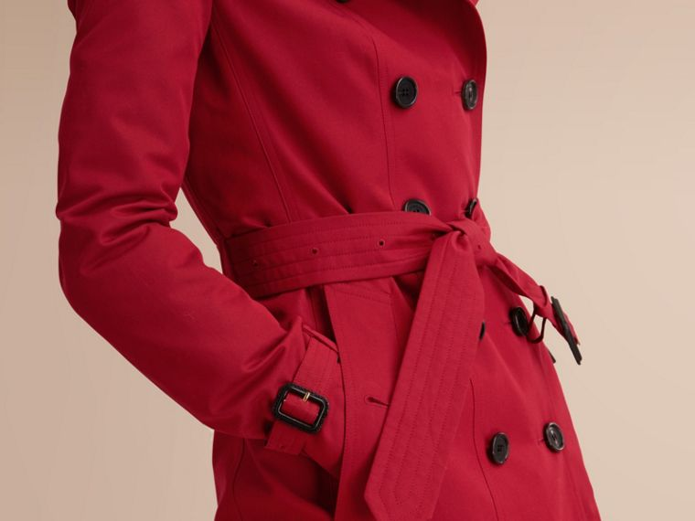The Sandringham  – Long Heritage Trench Coat - cell image 4