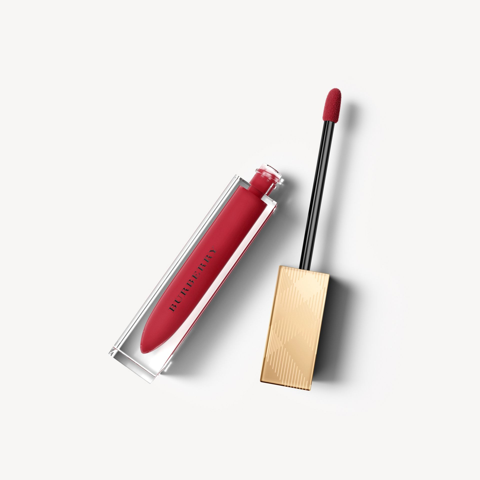 Burberry Kisses Gloss – Parade Red No.117 - gallery image 1