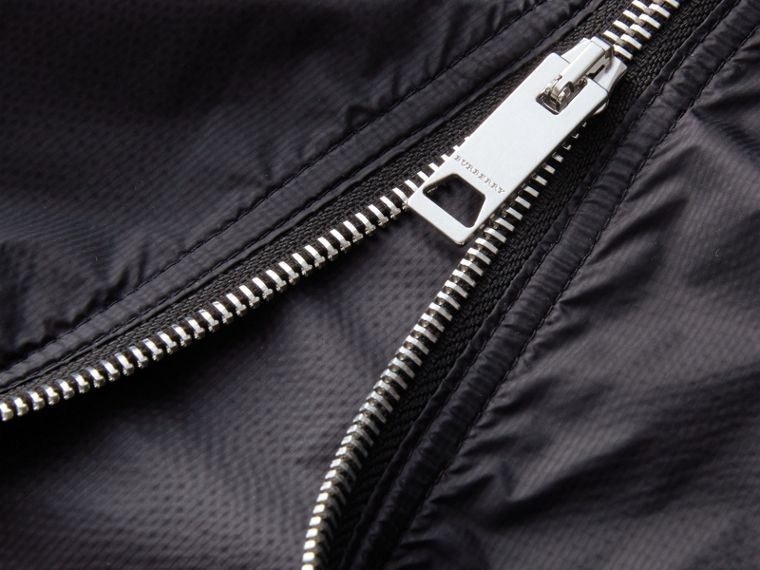 Hooded Super-lightweight Jacket - cell image 1