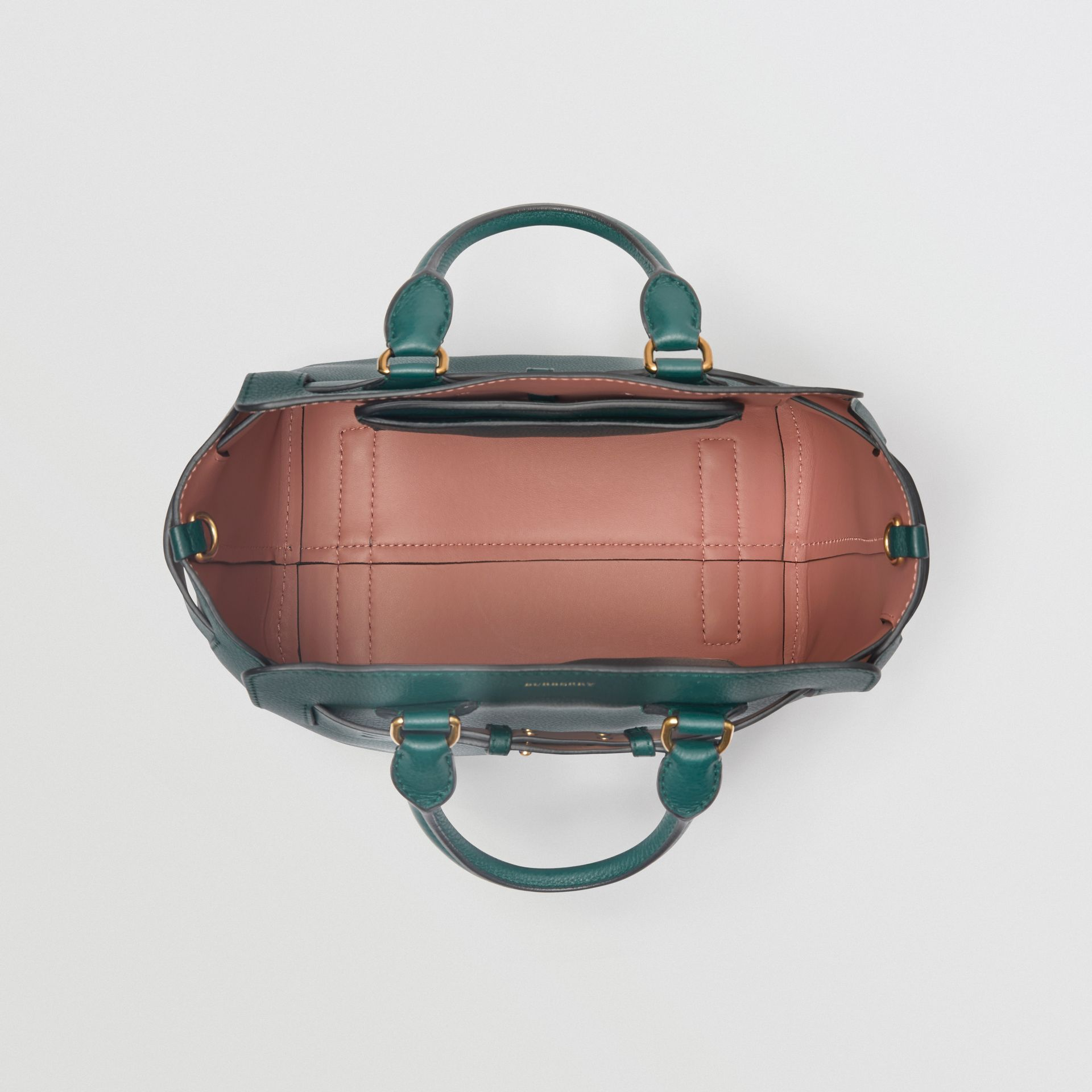 The Small Belt Bag aus Leder (Dunkles Cyan) - Damen | Burberry - Galerie-Bild 5