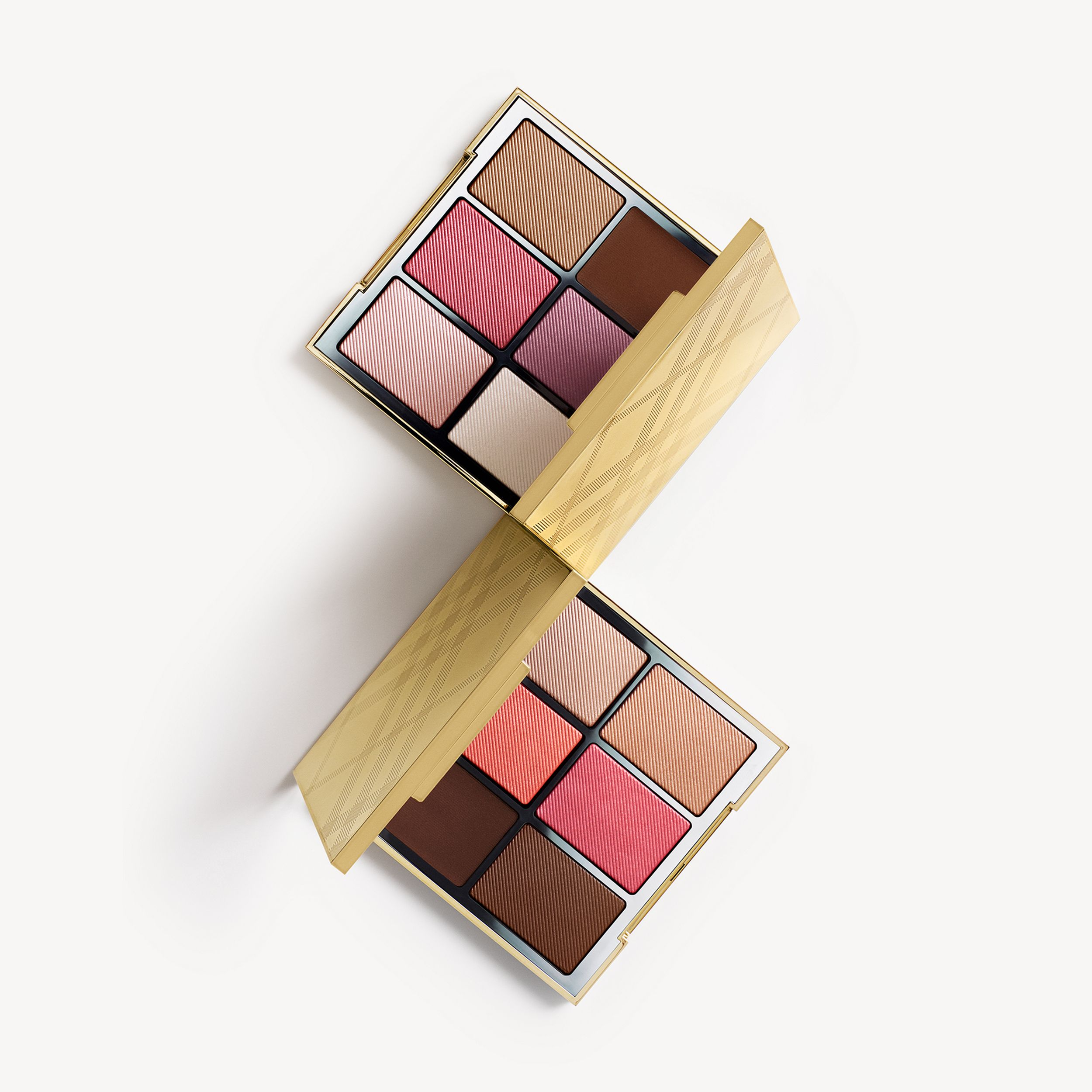 Essentials Glow Palette – 02 Medium to Dark - Women | Burberry - 4