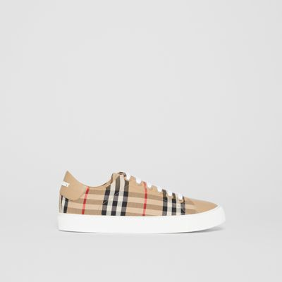 Trainers for Women   Burberry United States