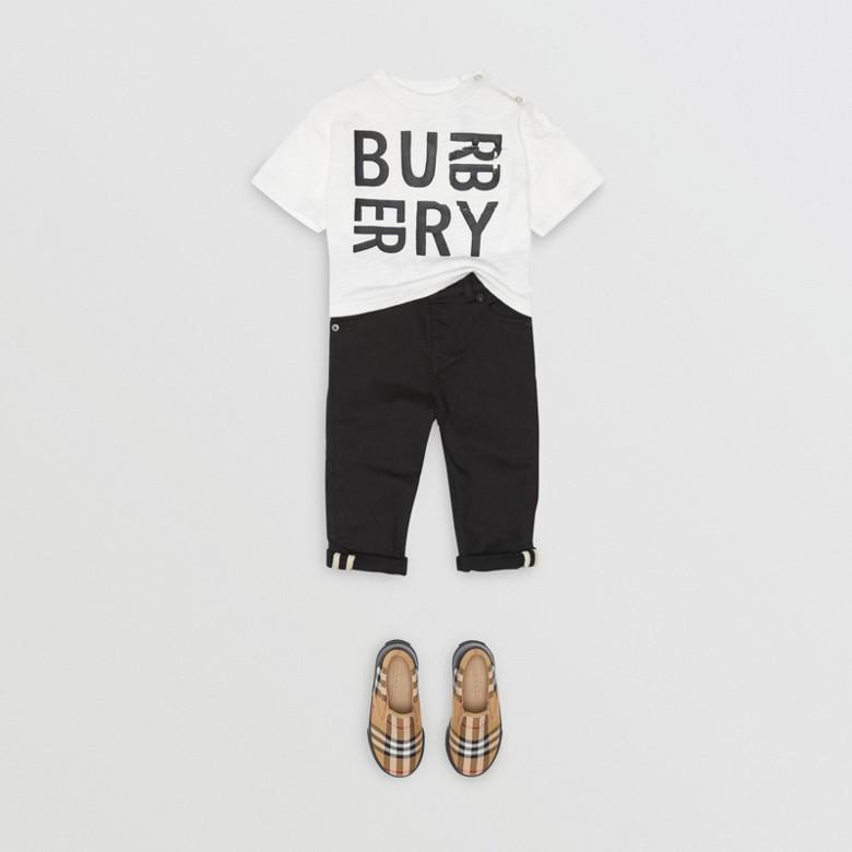 Burberry - Jean skinny en denim extensible - 3