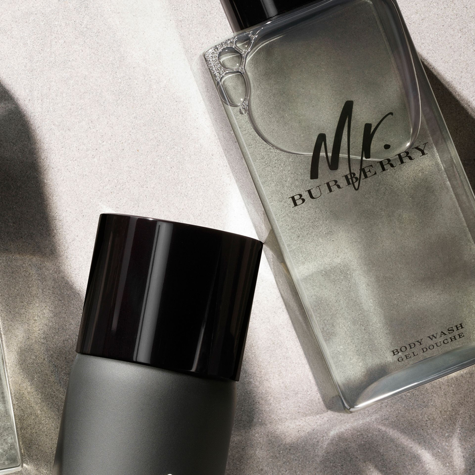 Gel douche Mr. Burberry 250 ml | Burberry - photo de la galerie 2