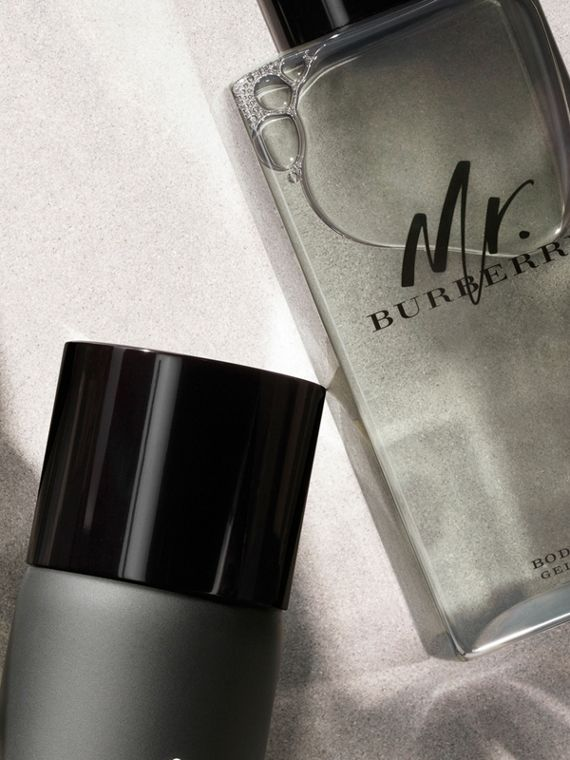 Mr. Burberry Body Wash 250ml | Burberry Singapore - cell image 2