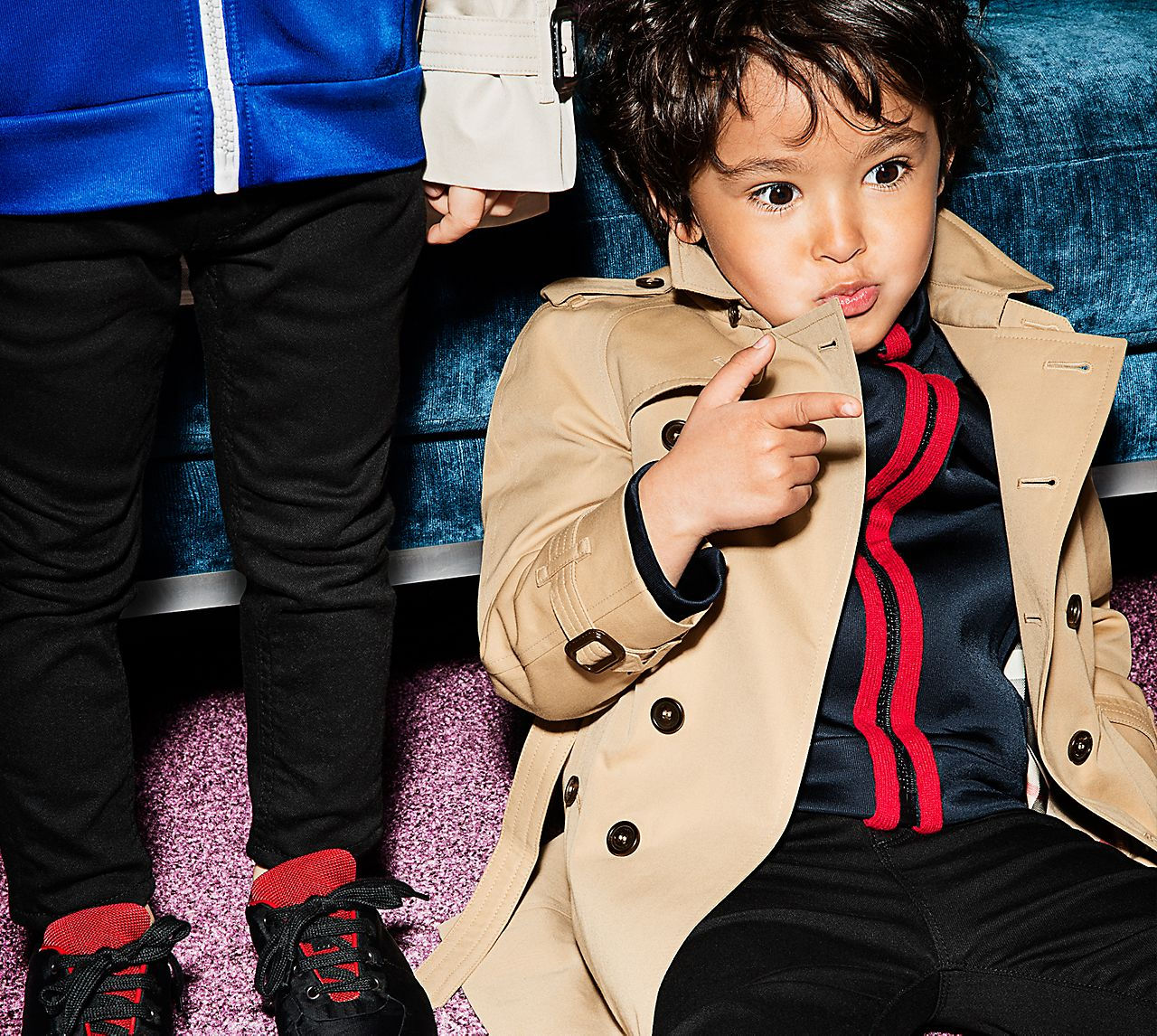 Children's Trench Coats
