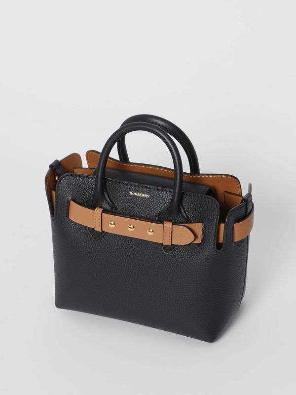 Borsa The Belt mini in pelle con tre borchie (Nero) - Donna | Burberry - cell image 3