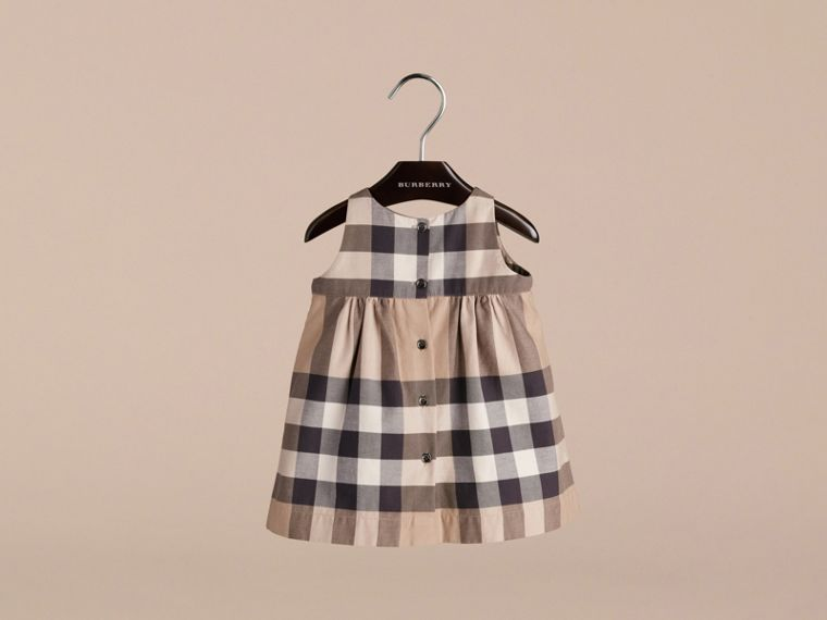 New classic check Check Cotton Dress New Classic - cell image 1