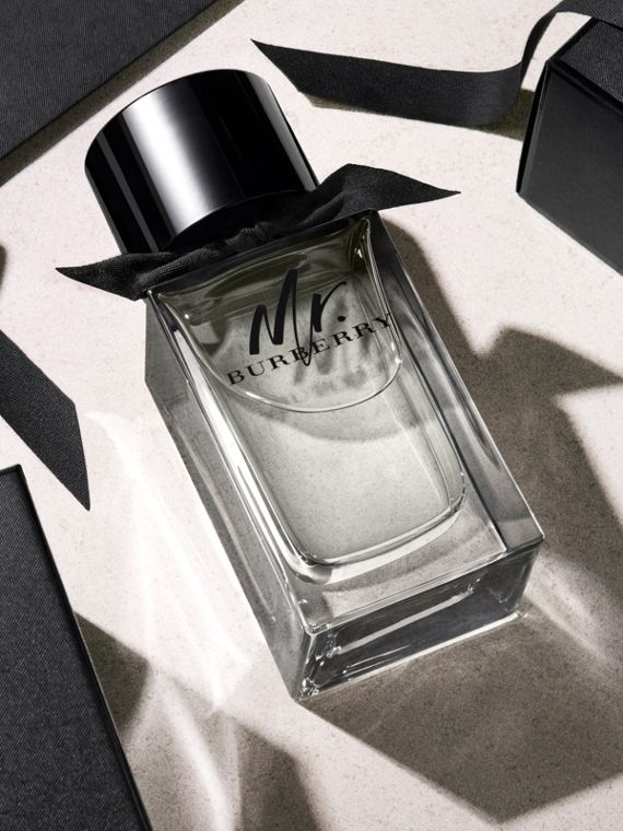Mr. Burberry Eau de Toilette Set in Black | Burberry - cell image 2