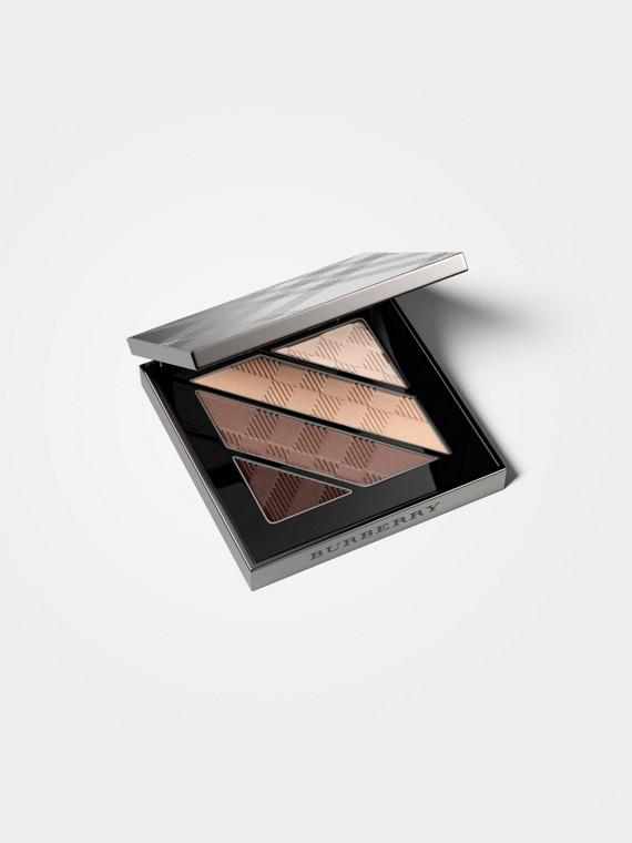 Complete Eye Palette – Smokey Brown No.00