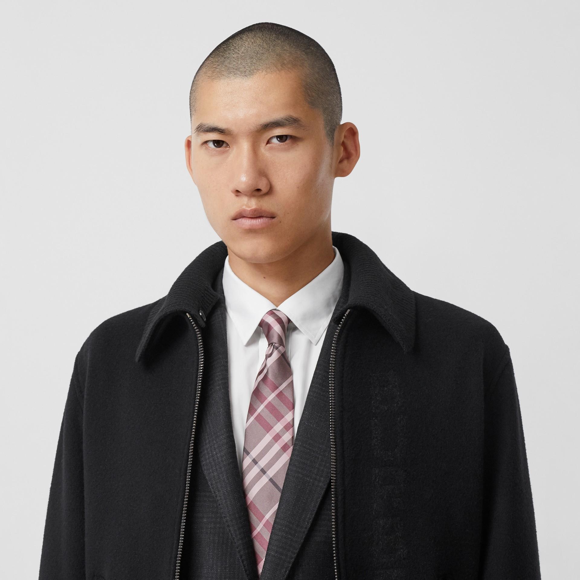 Классический галстук в клетку Vintage Check (Розовый Мел) - Для мужчин | Burberry - изображение 2