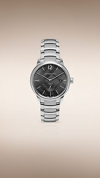 The Classic Round BU10005 40MM Subsecond