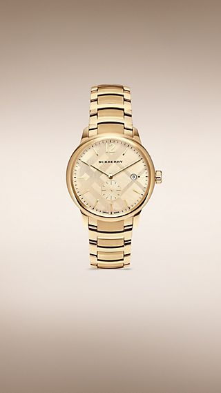 The Classic Round BU10006 40MM Subsecond