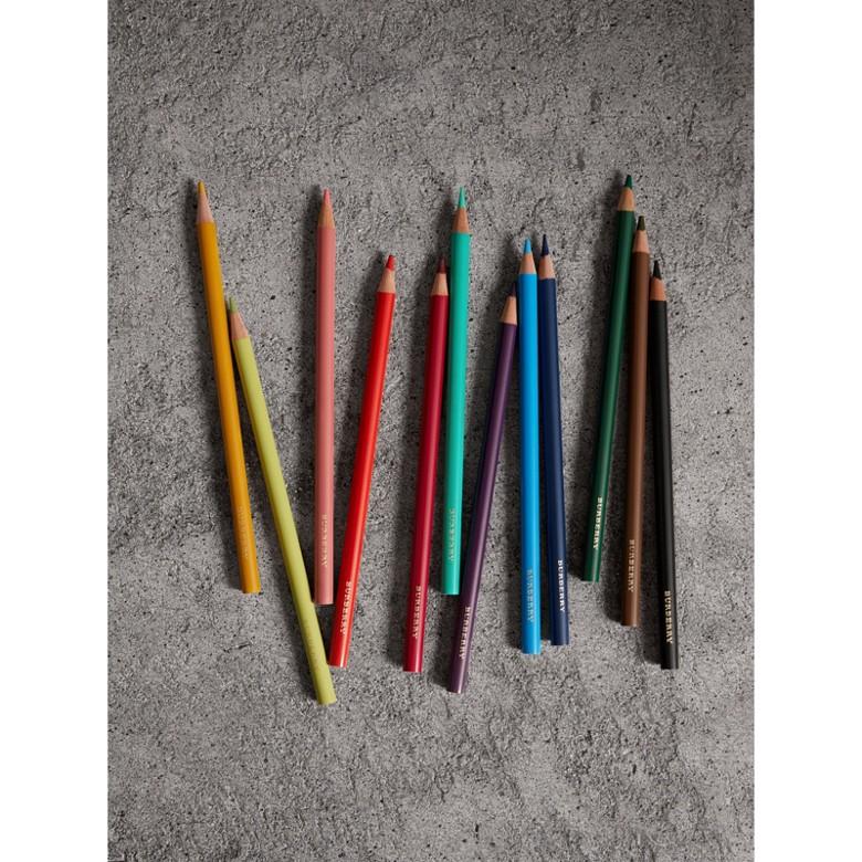Burberry - Set de crayons de couleur - 3