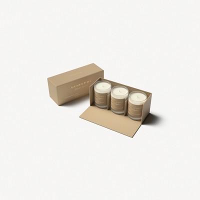 Burberry - Collection de bougies parfumées - 1