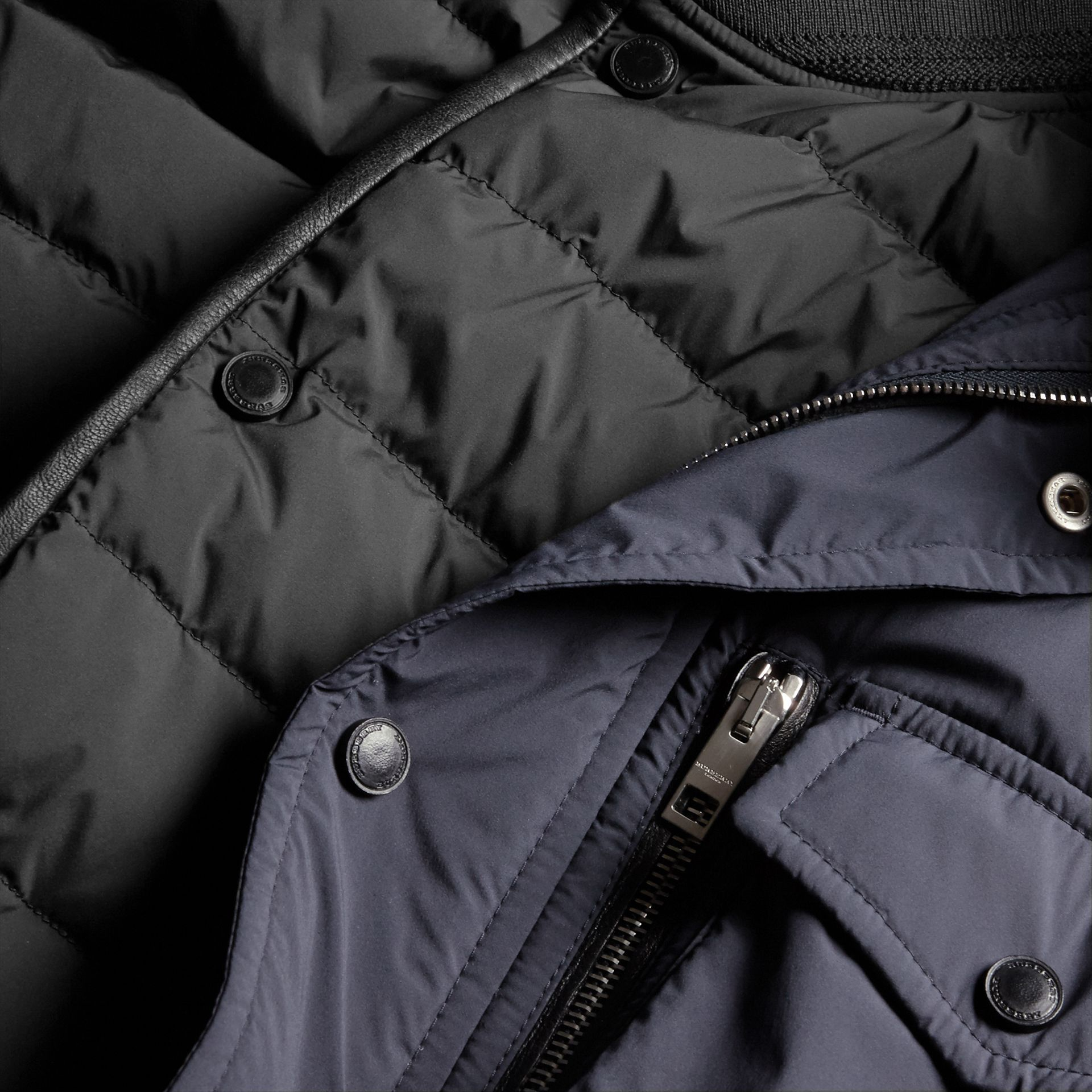 Lightweight Field Jacket with Detachable Gilet - Men | Burberry - gallery image 2