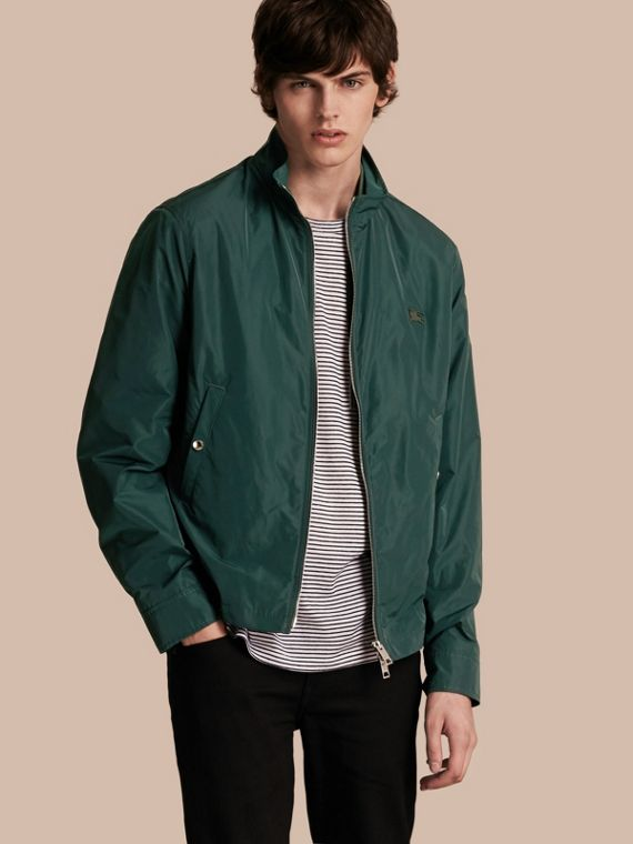 Lightweight Technical Jacket Racing Green