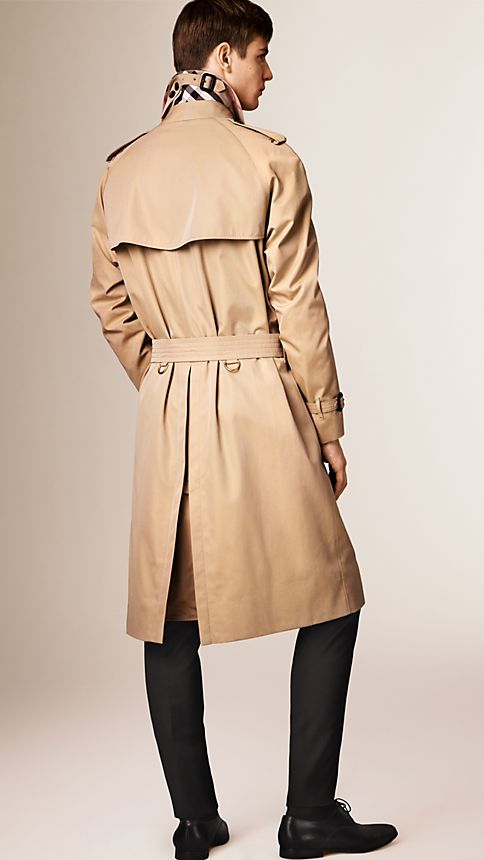 Miel The Westminster – Trench-coat Heritage long - Image 2
