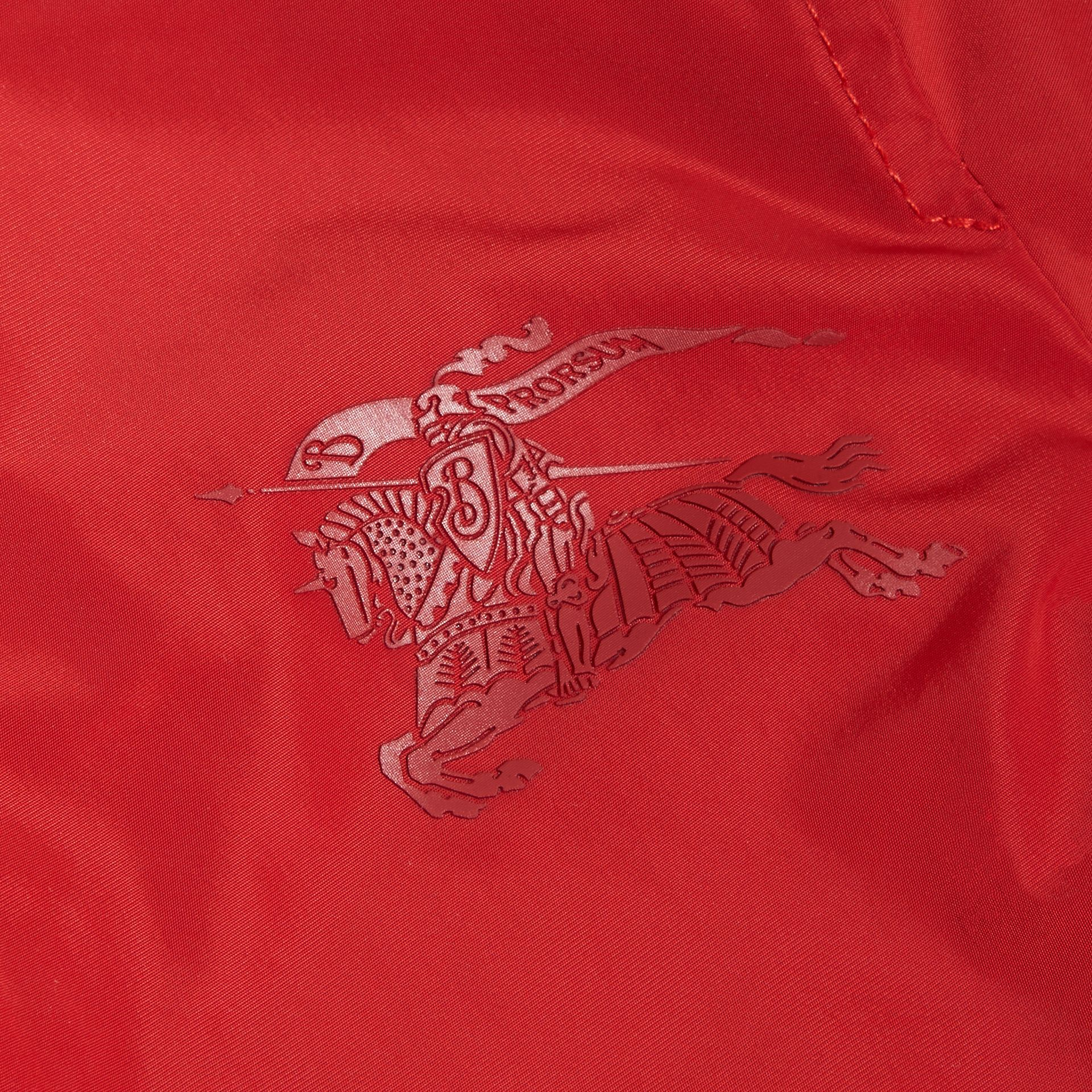 Packaway Blouson in Military Red - Boy | Burberry Australia - gallery image 2