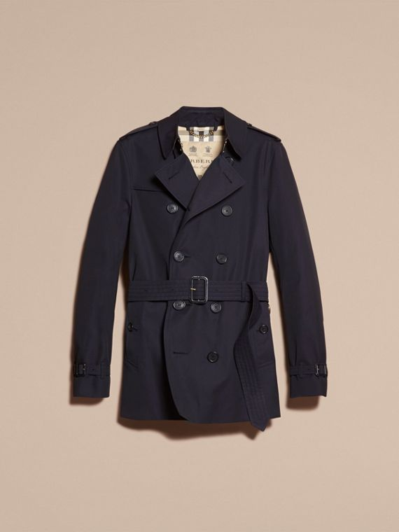 Navy The Chelsea - Trench coat Heritage corto Navy - cell image 3
