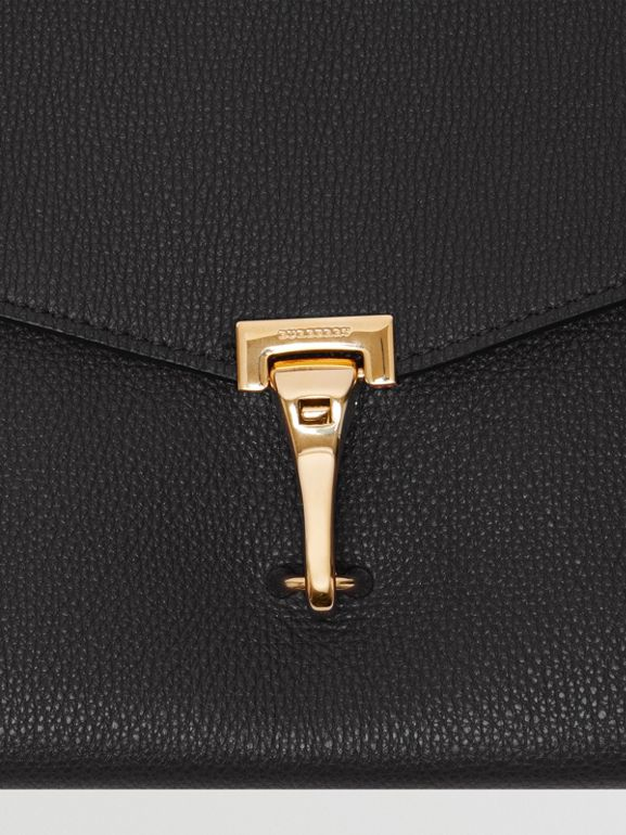 Borsa a tracolla piccola in pelle (Nero) - Donna | Burberry - cell image 1