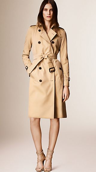 The Kensington Ð Extra-long Heritage Trench Coat