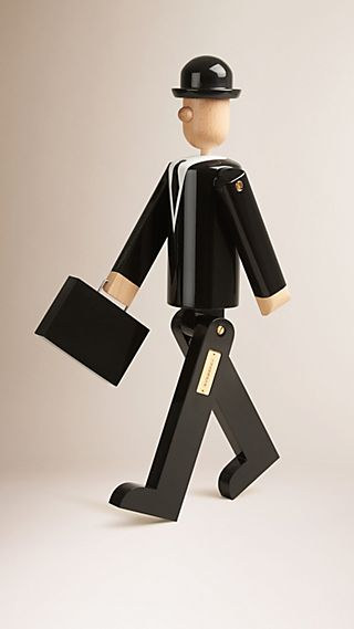 The City Gent Limited Edition Wooden Puppet