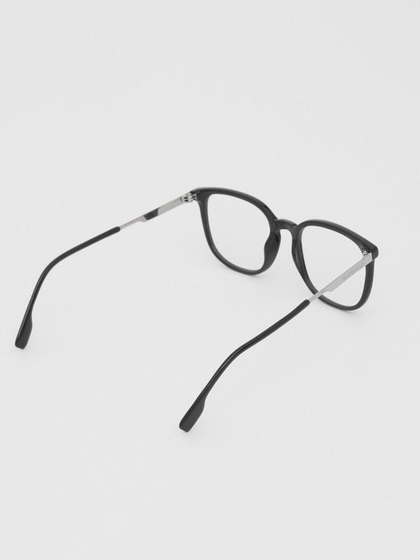 Gafas de ver con montura cuadrada (Negro)   Burberry - cell image 3