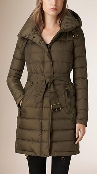 Down-Filled Puffer Coat